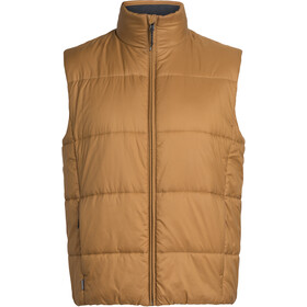 Icebreaker Collingwood Vest Men tawny